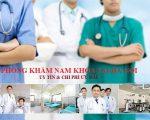 Top phòng khám nam khoa tại Hà Nội – Uy tín & chi phí ưu đãi